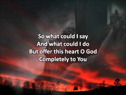 The Stand - Hillsong United (with lyrics)
