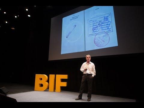 David Macaulay at #BIF2017
