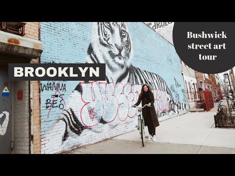 BUSHWICK NEW YORK STREET ART
