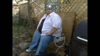 400lb Weight Loss Transformation of me in 40 seconds