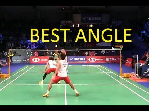 Kevin Sanjaya/Marcus Gideon Final Denmark Open