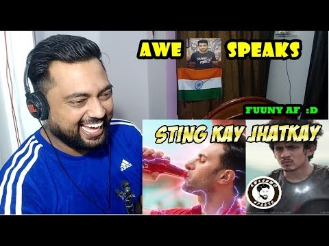 Indian Reacts to STING KAY JHATTKAY | AWESAMO SPEAKS