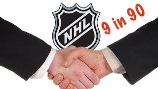 9 worst NHL deadline deals...in 90 seconds