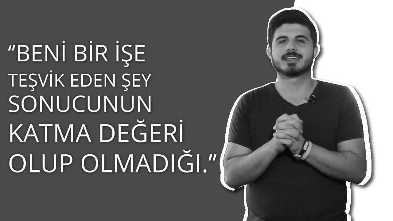 Murat Can Atasoy: Hayallerine Ulaşmak için Adım At
