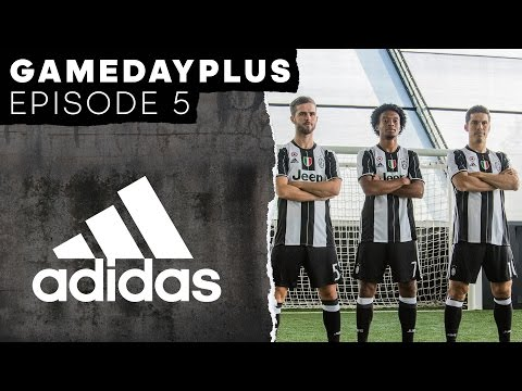 Cuadrado, Hernanes, Pjanić, S3 Freestyle -- Gamedayplus Episode 5 -- adidas Football