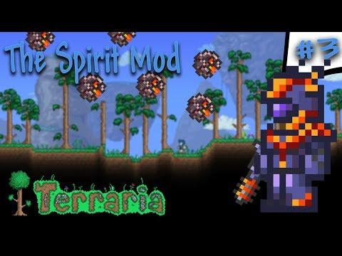 Terraria Spirit Mod | Actual Upgrades | Episode 3