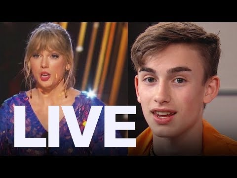 iHeartRadio  Awards Highlights + Johnny Orlando In Studio  ET Canada