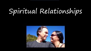Spiritual Relationships - Personal Tao