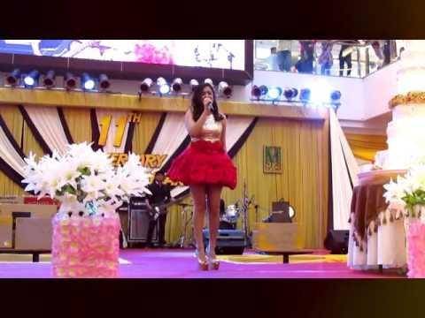 Margareth Siagian - The Power of Love @ Mall Batam Center