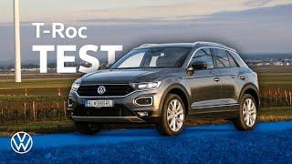 Volkswagen TESTY - T-Roc 2.0 TSI 4Motion