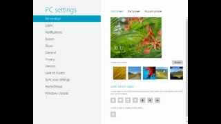 Tips and Tricks: Windows 8 Lock Screen Customization Part 1