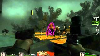 Omniabsence, Keefikus and Twisty Biscuit Mystery play Left 4 Dead 2 - END GAME