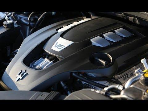 Maserati V6 La Autoshow Autoshow De Los Angeles 2013 Presenta