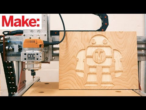 The Best CNC Router for  2018: The CNC Routerparts Benchtop