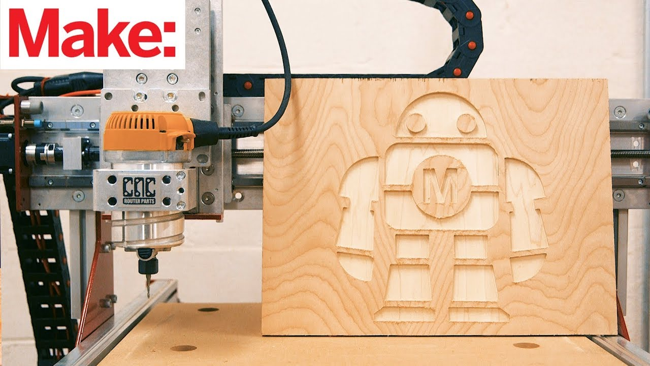 The Best Cnc Router For 2018 The Cnc Routerparts Benchtop Youtube