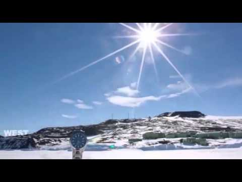 Flat Earth Debunked: A time lapse of the 24 hour sun in Antarctica thumbnail