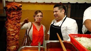 Pati Jinich - Andy's Tacos in San Miguel de Allende