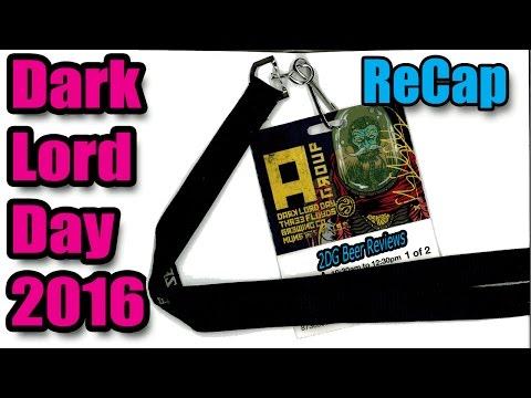 Dark Lord Day 2016 - Recap
