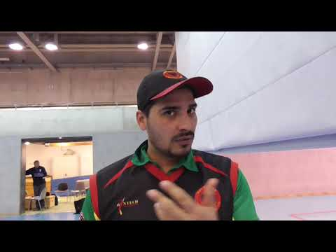 7th Dresden Indoor Tournament: Interview with Ehsan from Viktoria BFC