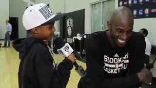 Prince Malachi Interviews The Nets Players