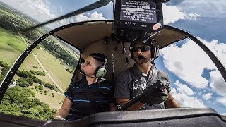 14 Year Old Future Helicopter Pilot