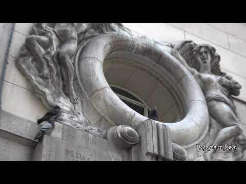 Art Nouveau en Montevideo y Buenos Aires: Palanti, Maini y Rodriguez Ortega.