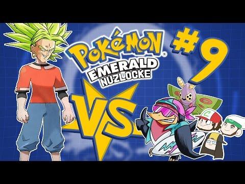 Pokemon Emerald NUZLOCKE Part 9   TFS Plays
