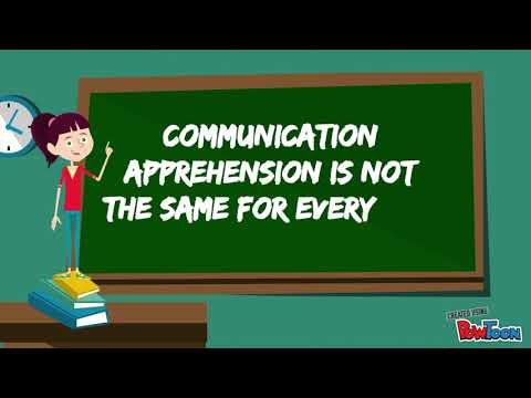 Communication Apprehension