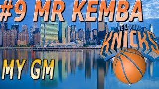 My GM EN ESPAÑOL 2.0 NEW YORK KNICKS NBA 2k18 Ep 9