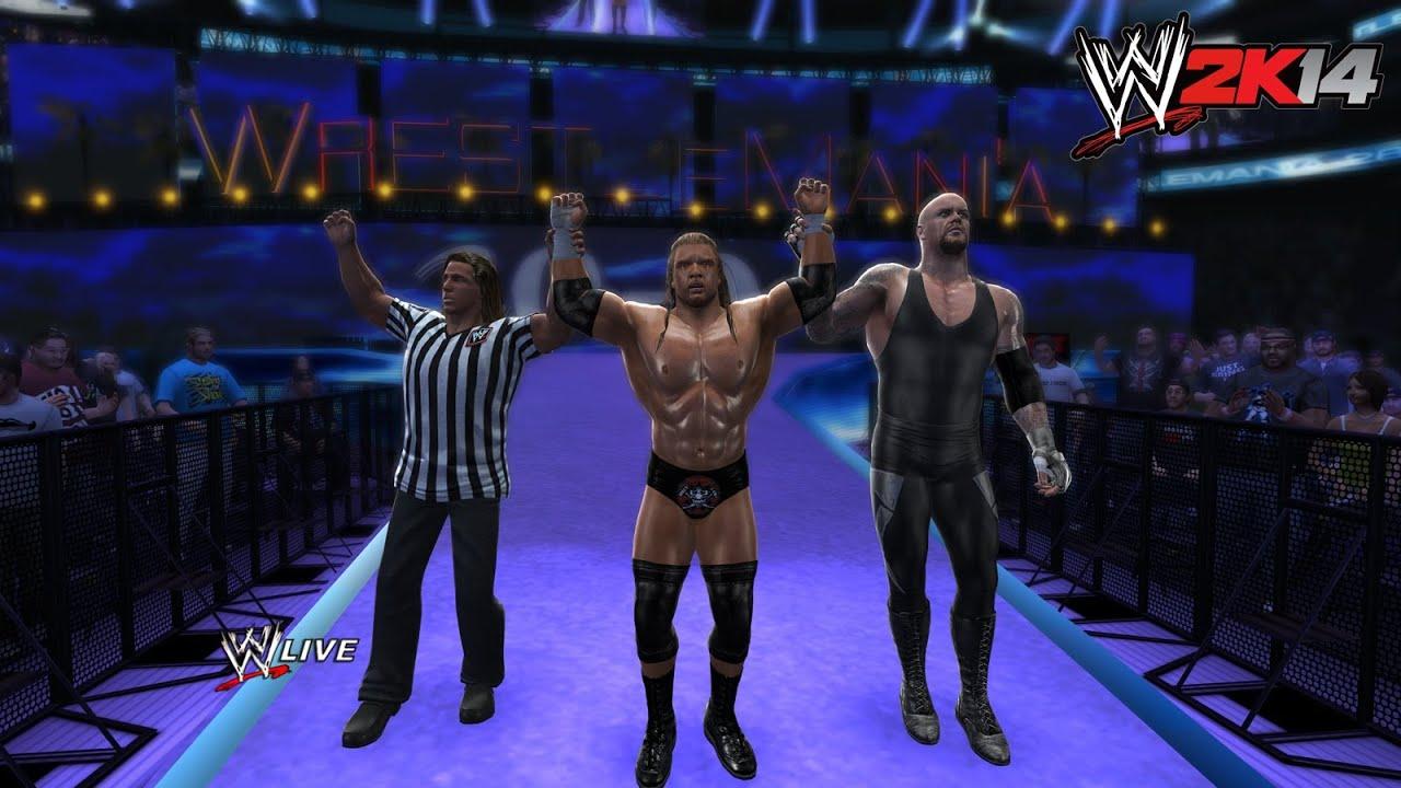 videos playlists christian wrestlemania matches playlist
