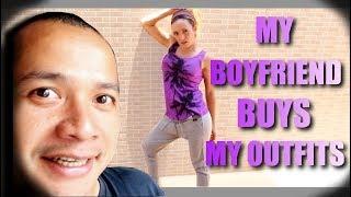 My Boyfriend Buys My Outfits (Pacarku belanjain bajuku)
