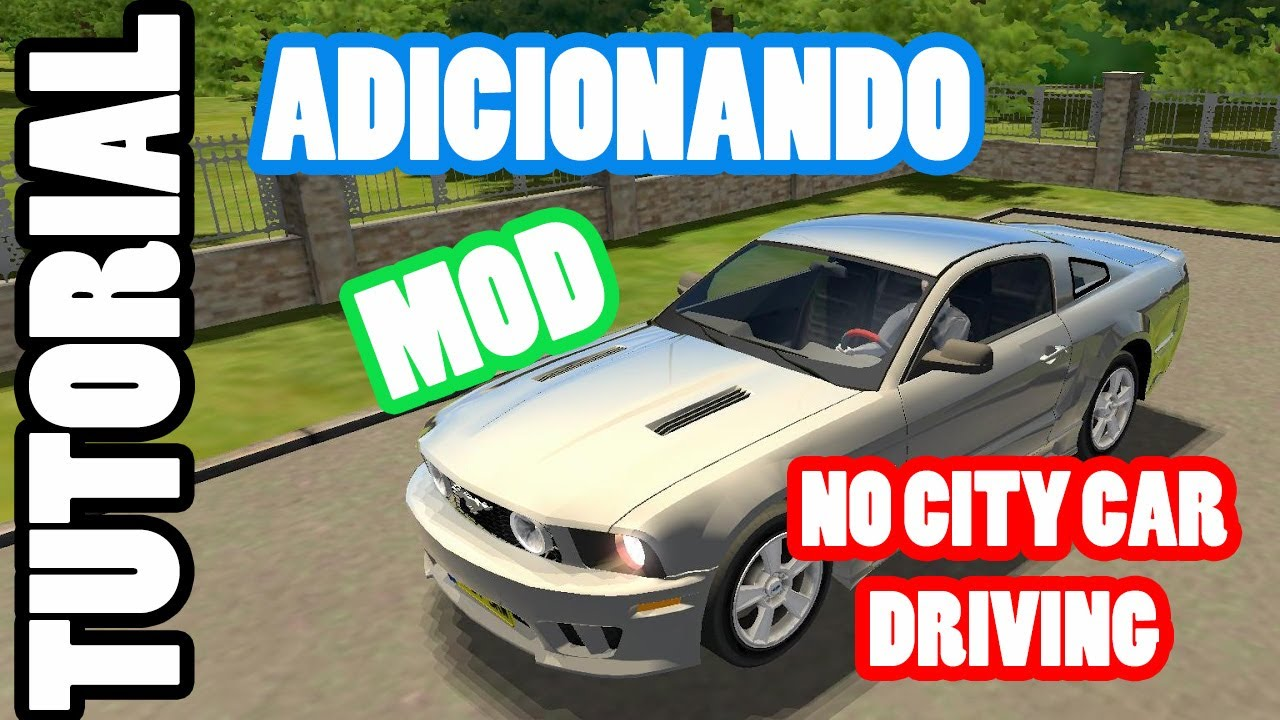 City Car Driving Tutorial