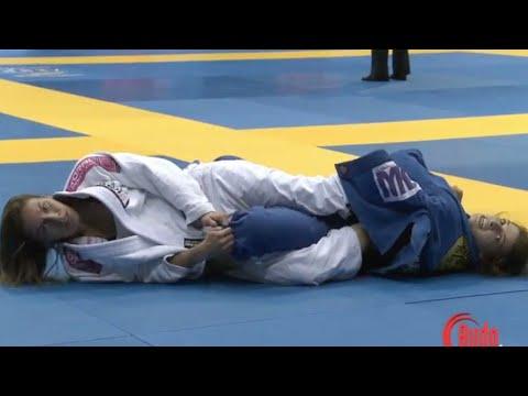 Luiza Monteiro VS  Mackenzie Dern / Pan Championship 2013