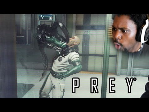 i PREY this is going to work out... get it? no.. ok | Prey