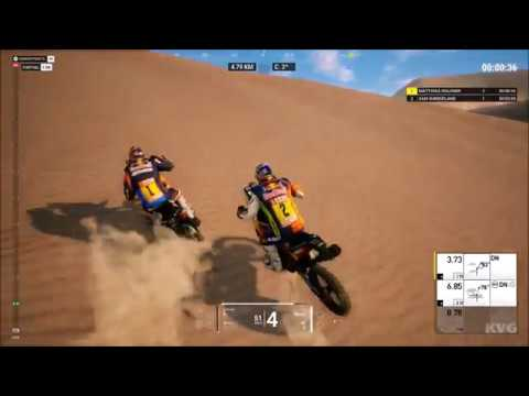 dakar 18 ktm 450 rally gameplay pc hd 1080p60fps. Black Bedroom Furniture Sets. Home Design Ideas