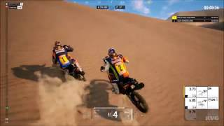 Dakar 18 - KTM 450 Rally Gameplay (PC HD) [1080p60FPS]