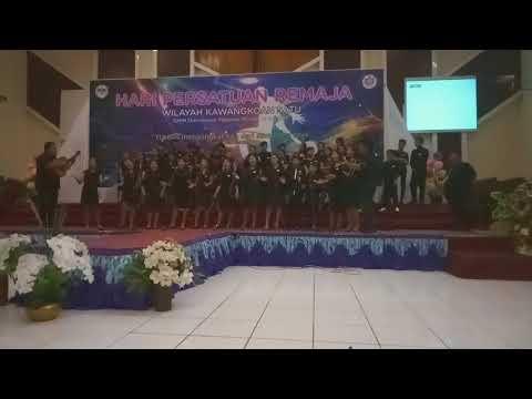 Remaja Gmim Solafide Uner-rythem of salvation-hymne remaja