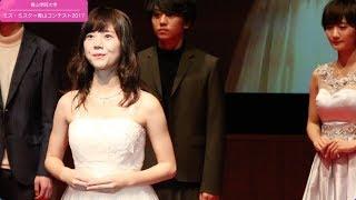 2017/11/04 ミス・ミスター青山コンテスト 予選 18回に分け、その様子を...