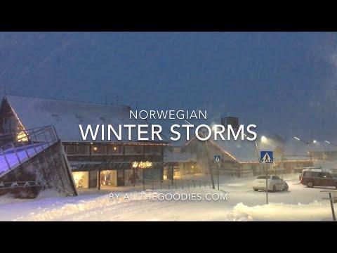 Norwegian Winter Storms | Allthegoodies.com