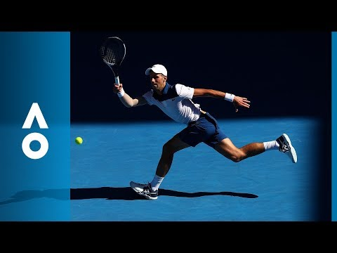 Novak Djokovic v Donald Young match highlights (1R) | Australian Open 2018