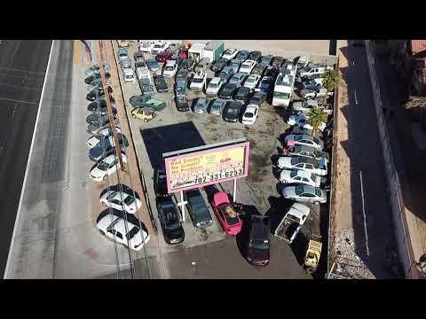 Commercial Automotive Property For Sale - 3996/ 4040 N. Las Vegas Blvd, L.V. NV.