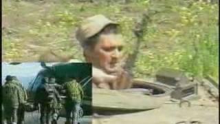 """""""Притча"""" Коренблит-Эренбург, фрагмент документал.-музыкального фильма """"Батя"""", Москва, май 2005 года"""