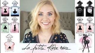 GUERLAIN LA PETITE ROBE NOIRE PERFUME RANGE REVIEW | Soki London