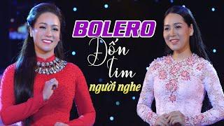 Tôi Vẫn Nhớ, Mấy Nhịp Cầu Tre - LK Bolero Trữ Tình Hay Nhất 2021 | Nhạc Vàng Bolero Nghe Cực Đã Tai