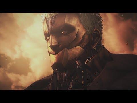 Attack on Titan 2 - Armored Titan Boss Fight / Season 2 Final Boss Fight