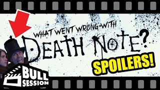 What Went Wrong With DEATH NOTE 2017? [SPOILERS] | Movie Review - Bull Session