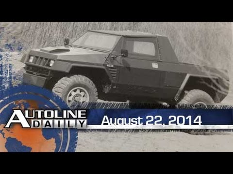 This forgotten Chrysler was its bid for Humvee contract