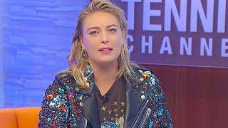 "Maria Sharapova Book Signing & Interview | ""Unstoppable"""