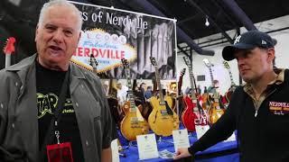 Norm Talks Nerdville Guitars with Joe Bonamassa Orange County