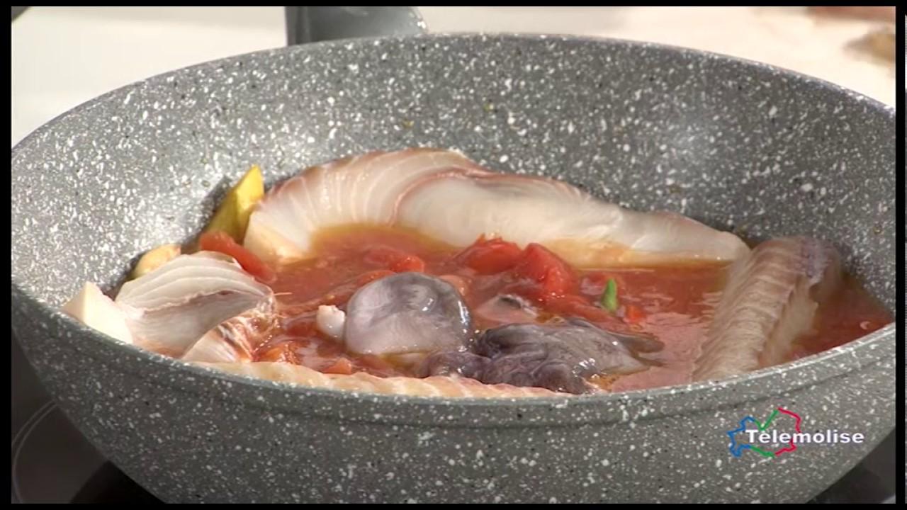 In Cucina Con Lo Chef 31 Zuppa Di Pesce Senza Spine Telemolise